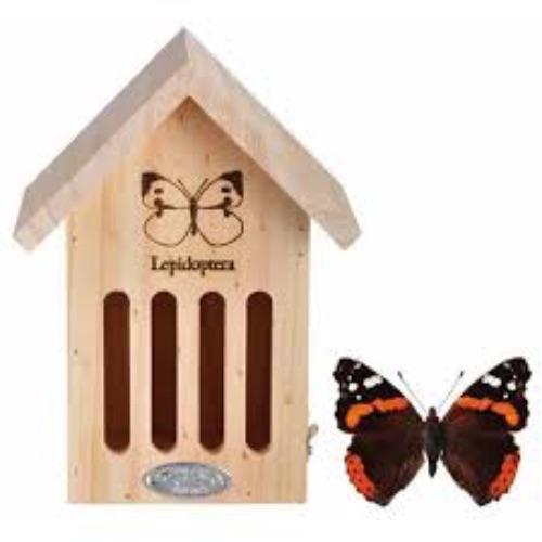 Køb insekthotel for sommerfugle