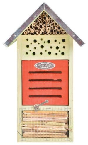 Stort insekthotel til salg