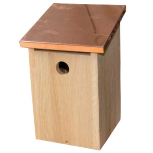 Køb fuglekasse til musvitter